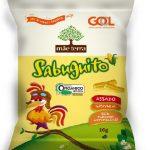 GOL oferece  snack integral e orgânico para crianças