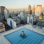 Com vista panorâmica de São Paulo, SESC 24 de maio é inaugurado