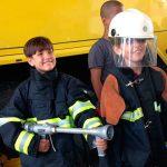 Aeroporto de Belém recebe crianças do Núcleo de Autismo