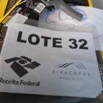 Aeroporto de Viracopos realiza leilão de itens apreendidos pela Receita Federal