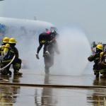 Aeroporto de Viracopos realiza simulado de emergência aeronáutica
