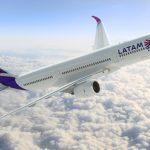LATAM é nomeada a melhor companhia aérea  na América do Sul