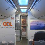 GOL apresenta aos clientes mostra fotográfica a bordo