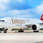 Emirates inicia venda de voos entre São Paulo e Santiago