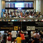 Movimento nos aeroportos da Infraero deve crescer 4,7%  no Carnaval