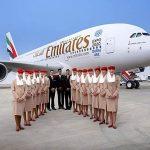 Emirates é a melhor companhia aérea do ano, segundo premiação