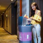 Shangri-La  Hotels and Resorts inova com mordomos-robôs em Singapura
