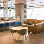 Alaska Airlines inaugura primeiro lounge no Aeroporto JFK