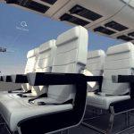 Emirates planeja projetar aviões sem janelas
