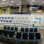 Floripa Airport lança exposição multimídia sobre a obra do novo aeroporto