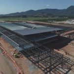 Novo Terminal no Aeroporto Internacional de Florianópolis ficará pronto em 2019