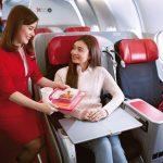 Companhia aérea vai abrir seu próprio restaurante
