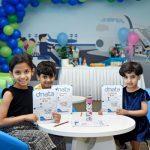 Aeroporto de Dubai inaugura espaço interativo para receber crianças que viajam desacompanhadas