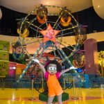 Parque da Mônica é opção de diversão em família nas férias escolares