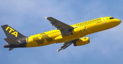 Itapemirim Transportes Aéreos inaurará rota Brasília e Recife