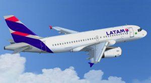 LATAM Brasil retoma 82% da oferta de assentos de domésticos
